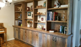 Custom rustic woodworking