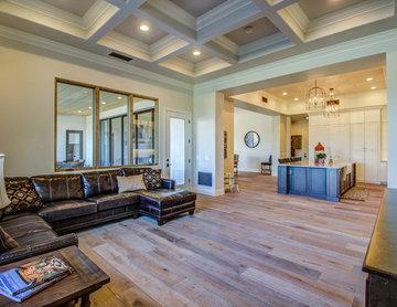 Custom Southwestern Home