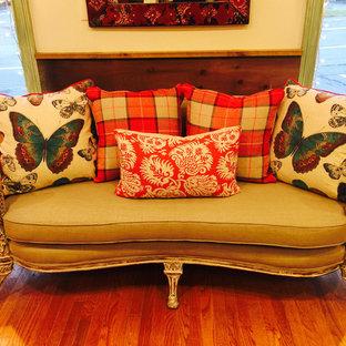 Custom Vintage Furniture Reupholstered and Designed