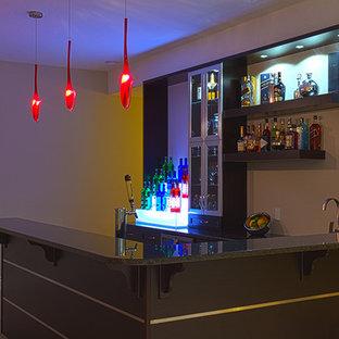 Custom Wet Bar