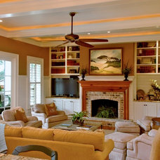 Family Room by Architrave