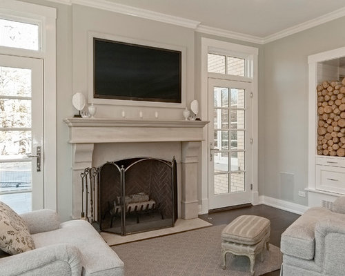 Tv Not Over Fireplace Home Design Ideas Pictures Remodel