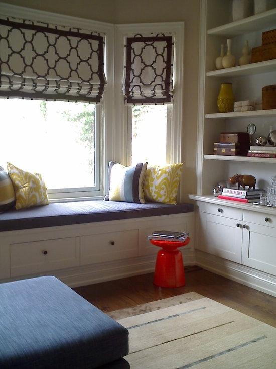 bay window treatment ideas | houzz