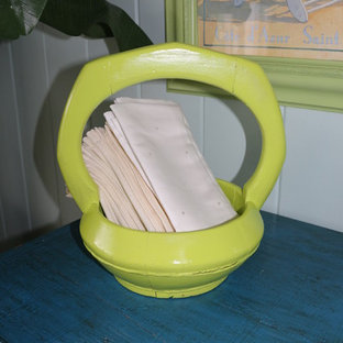Design Ideas - Chinese Antique Boxes2 & Baskets- Shanghai Green Antique