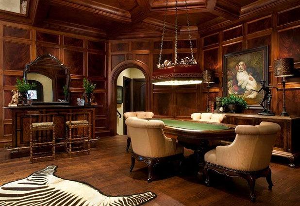 Full House 12 Stylish Poker Rooms