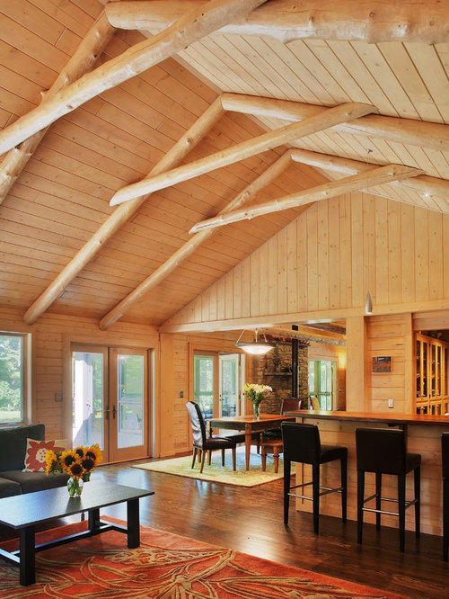 Best Stained Wood Ceiling Design Ideas Amp Remodel Pictures