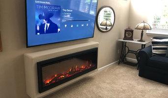 "Dimplex Ignite XL® 50"" Linear Electric Fireplace | XLF50"