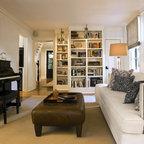 Jennifer Brouwer Design Inc Traditional Family Room