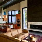 Catherine Boardman Contemporary Family Room