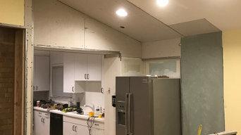 Drywall Family Room