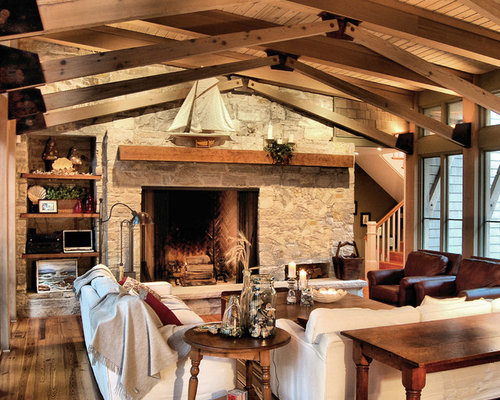 Off Center Fireplace Home Design Ideas Pictures Remodel And Decor