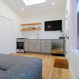 Eagle Rock, CA     Complete Accessory Dwelling Unit  Build / Kitchenette & Main