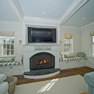 Eclectic Family Room