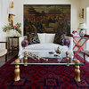 Houzz Tour:  Sophistication and Humor Go Hand in Hand