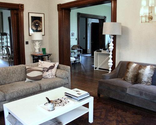 Dark Wood Trim Home Design Ideas Pictures Remodel And Decor