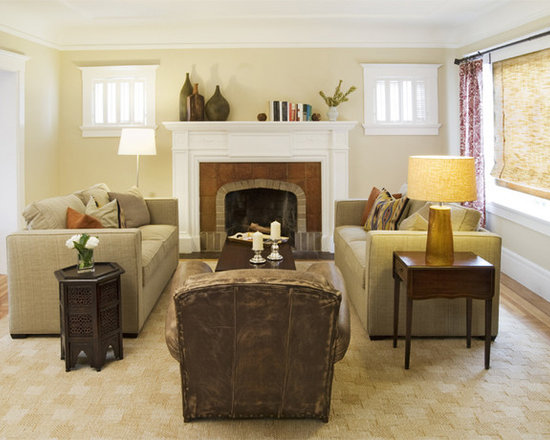 Traditional Living Rooms Houzz Room Decorating