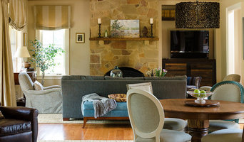 Eclectic Great Room in Goochland