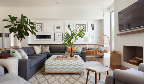 Great Home Project: Refresh Your Living Room