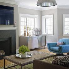LDa Architecture & Interiors: Spaces using angela adams rugs
