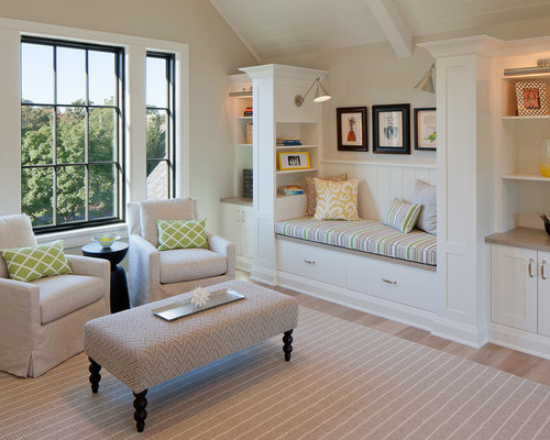 Built-in Bench Seat | Houzz