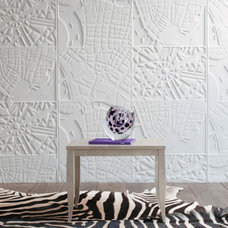 Modern Family Room by Urban Wallcovering