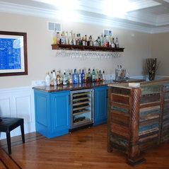 Elmhurst Family Room And Office