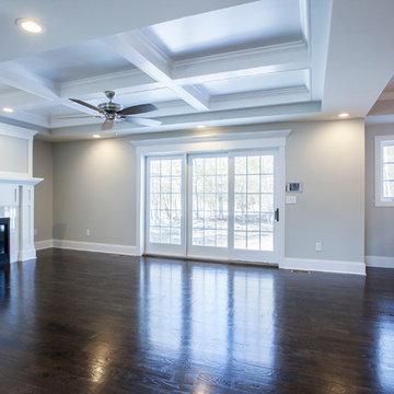 Energy Efficient Colonial Style Home