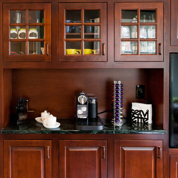 Entertainment Center/ Coffee Bar