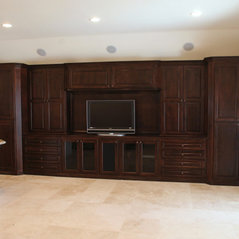Custom Cabinet Design For Entertainment Centers