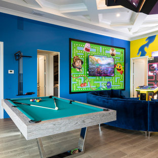 Entertainment Vacation Mansion - Loft / Game Room