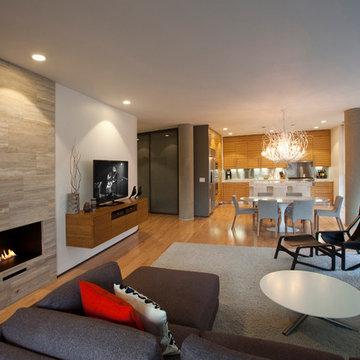 Erie Avenue Residence