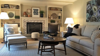 Ethan Allen - Family Room Update