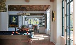 European Cottage Family Room
