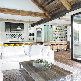 Fabulous Industrial Inspired Home