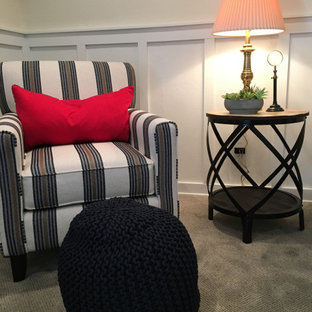 Family Game Room Styling