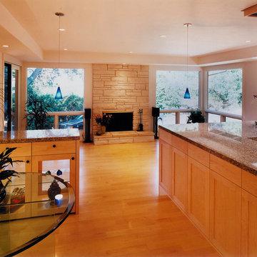 Family/kitchen space