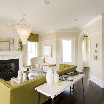 Family Living Areas