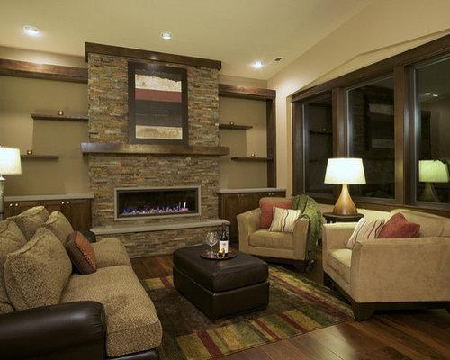 stone fireplace shelves houzz