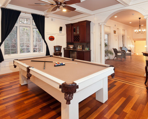 Traditional Game Room Idea In New York