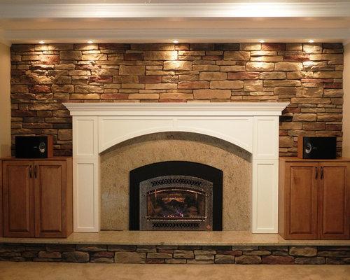Fireplace Makeover Houzz