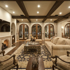 Family Room by Carson Poetzl, Inc.