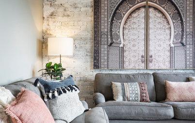 Houzz Tour: Where Islamic-Inspired Design and Hamptons Meet