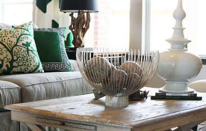 Color Watch: Green Tones for the Home
