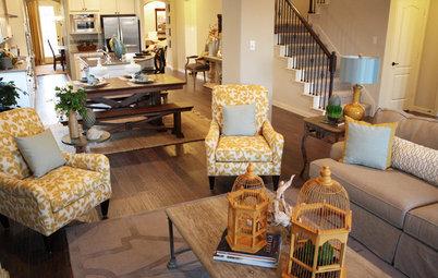 Houzz Tour: Design Secrets from a Dallas Model Home