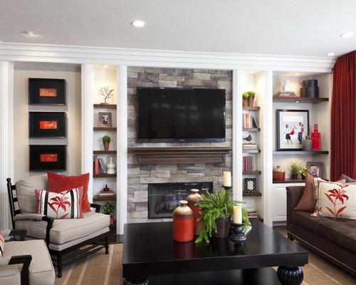 Living Room Entertainment Center Ideas Interior De