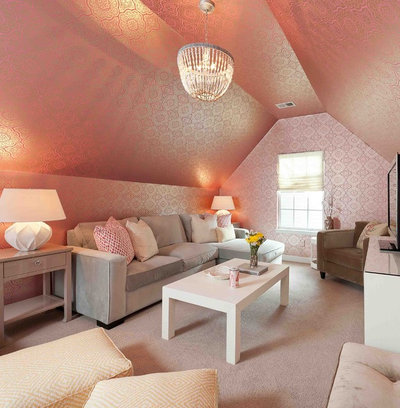 Attic Living Room 7 tips to convert your attic into an extra living room