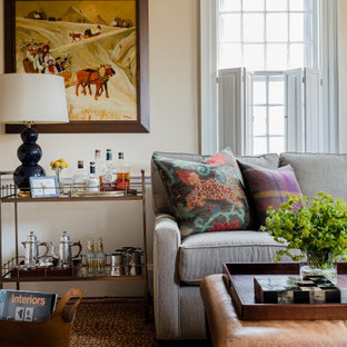 Family Room in an Antique Sea Captain's House