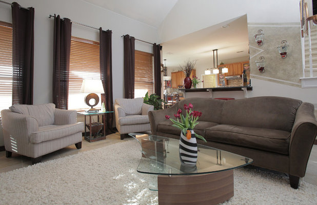 My Houzz: Casual, Personal Update In Texas