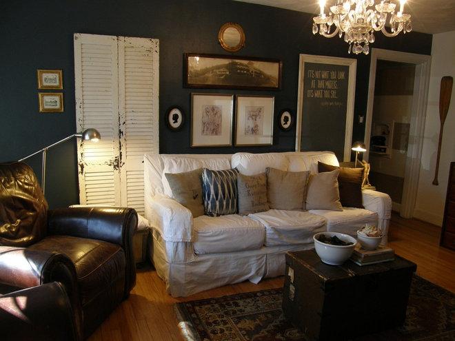 living room teal tan brown color palette