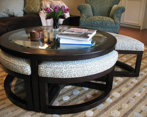 Pull Out Ottomans Home Design Ideas Pictures Remodel And Decor